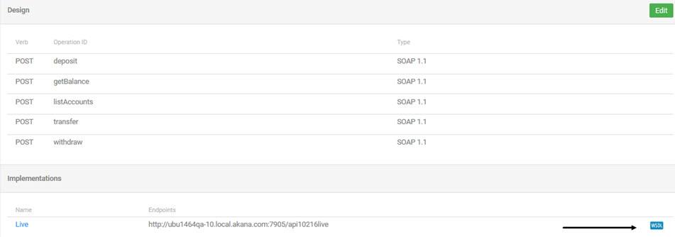 Add API | API Admin | Akana API Platform Help