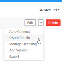 OAuth Support | API Admin | Akana API Platform Help
